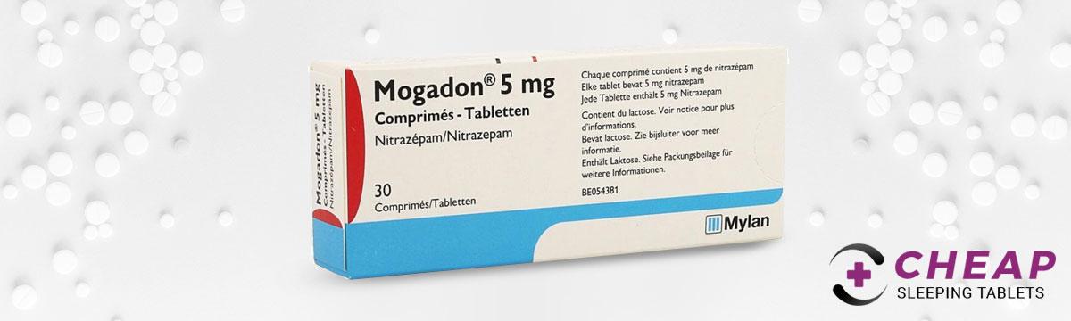 Mogadon Tablets