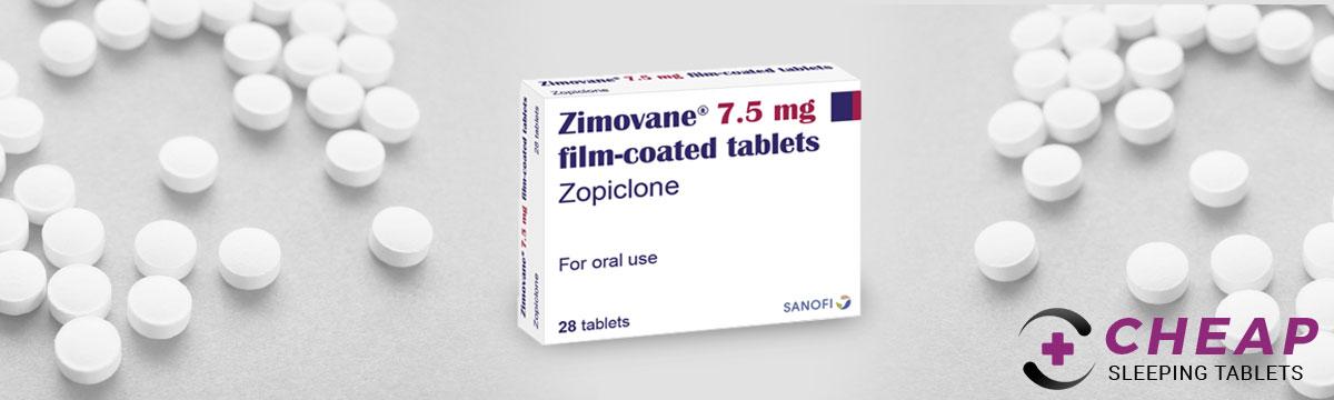 Zimovane Tablets